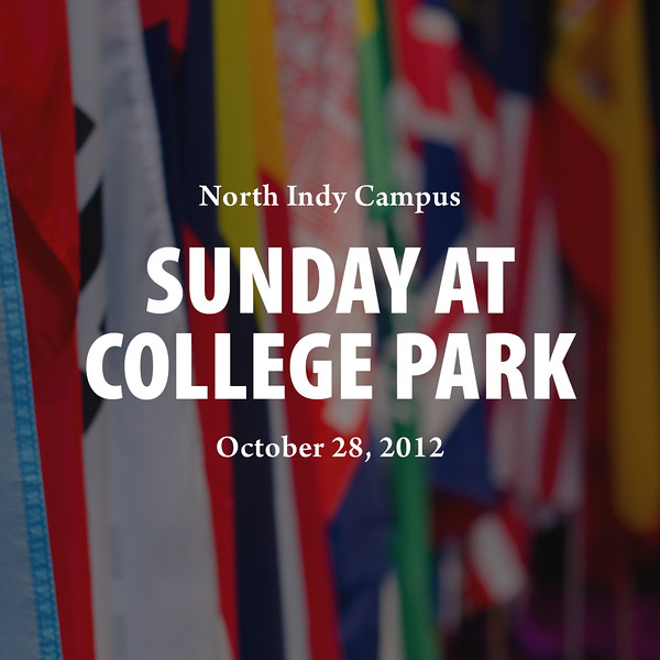Sunday, October 28, 2012