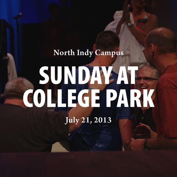 Sunday, July 21, 2013