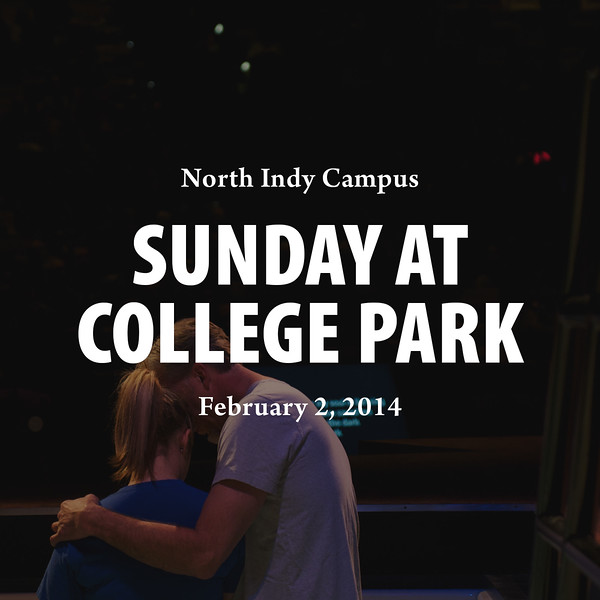 Sunday, February 2, 2014