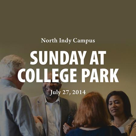 Sunday, July 27, 2014