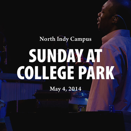 Sunday, May 4, 2014