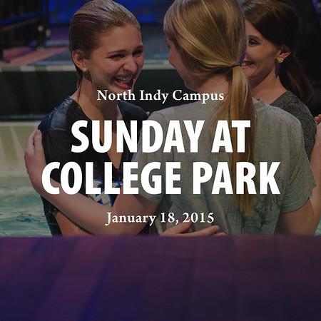 Sunday, January 18, 2015