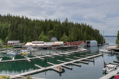 """Telegraph Cove, Vancouver Island, British Columbia, Canada  Visit our blog """"A Perfect Place To Leave Your Heart"""" for the story behind the photo."""