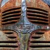 Rusty Truck - Telegraph Cove, Vancouver Island, British Columbia, Canada