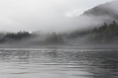 """Knight Inlet - West Coast, British Columbia, Canada  Visit our blog """"The Haunting Coastline Of Western Canada"""" for the story behind the photo."""