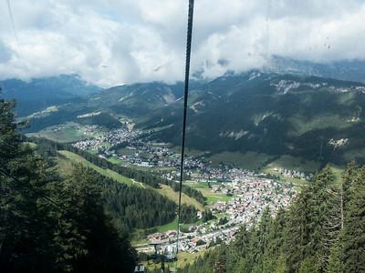 25.08.2014 // Val di Fassa (Sentiero Buffaure-Valvacin)