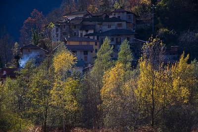 Alpe di Mera & Valsesia, 10.11.2009