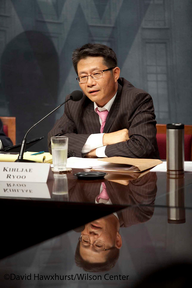 The Korean Workers' Party Third Conference: What is it all about?<br /> <br /> Speaker(s): Ryoo Kihljae