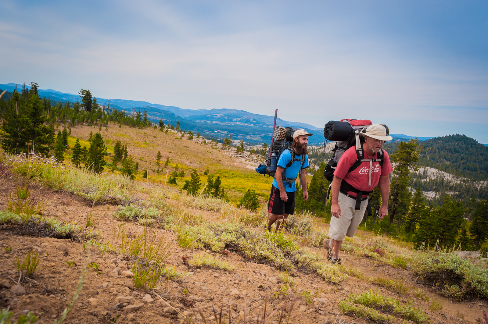 Pacific Crest Backpacking
