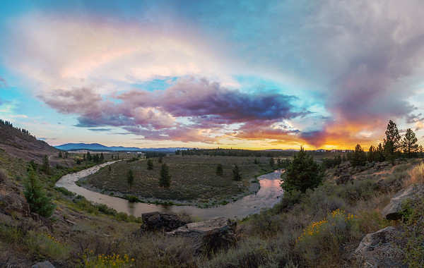 Truckee legacy Trail