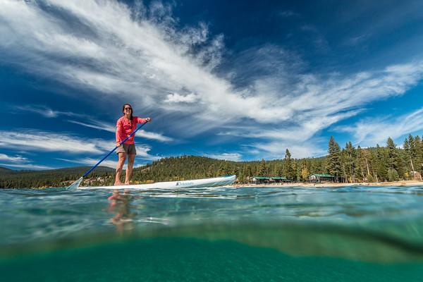 SUP Tahoe Ashley