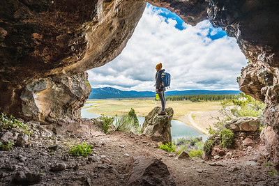 Truckee Cave