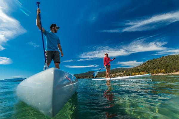 SUP Tahoe 2
