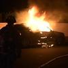 North Lindenurst Suspicious Car Fire- Paul Mazza