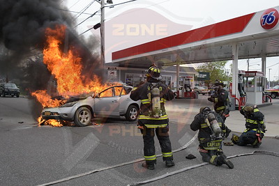 North Lindenhurst F.D. Signal 14  49th St. and Wellwood Ave. 5/21/16