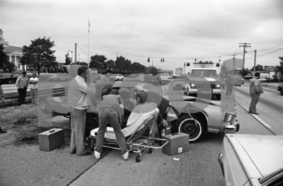Sunrise Hiway MVA, 1987