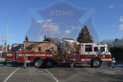 North Massapequa F.D. Signal 10 214 N. Albany Ave. 1/18/16