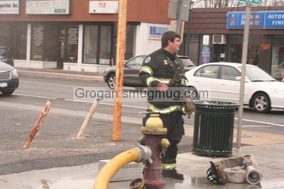 Thomas St House Fire 3/28/10