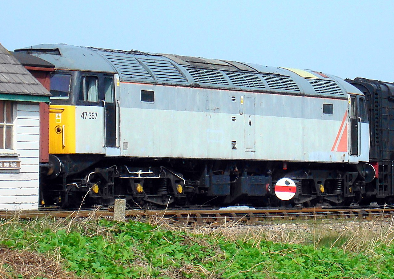 BR 47367 BT Co-CoDE 21,04,2008 (Now At Mid Norfolk Railway)