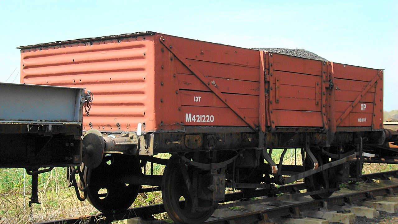 LMS 421220 5 Plank Open 21,04,2008