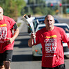Northern route relay day 39, Special Olympics torch run through Tukwila, WA