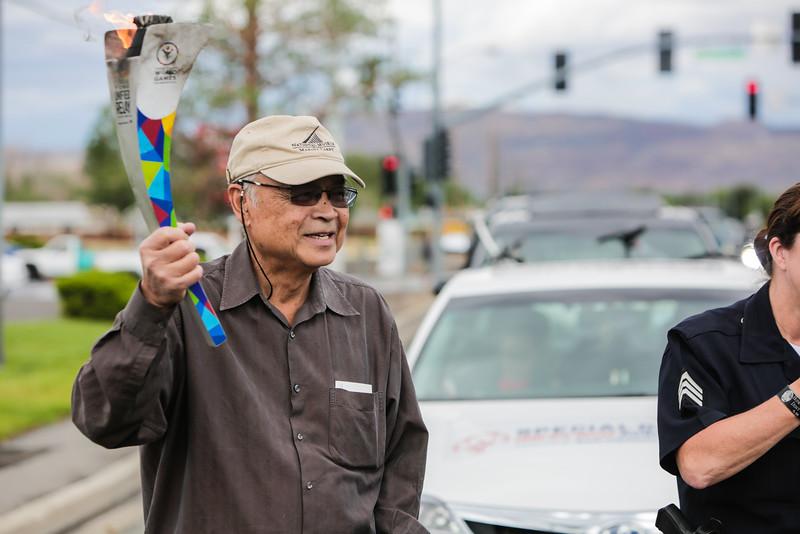 Unified Relay Across America through Reno, NV