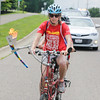 Northern route relay day 23, Special Olympics torch run through Eagan, MN