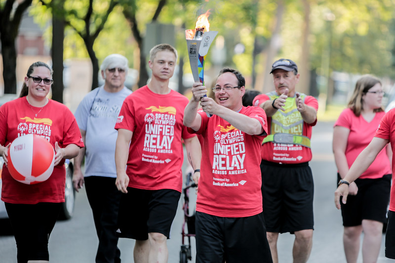 Unified Relay Across America through Boise, ID
