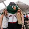 Northern route relay day 3, Boston, MA. Celebration at the Boston aquarium.
