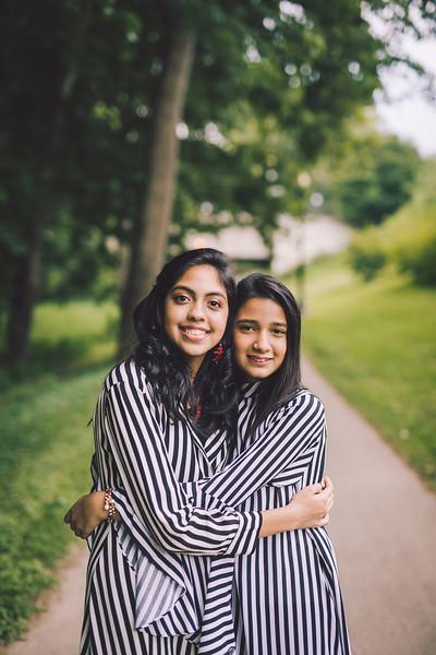 Ania and Eesha