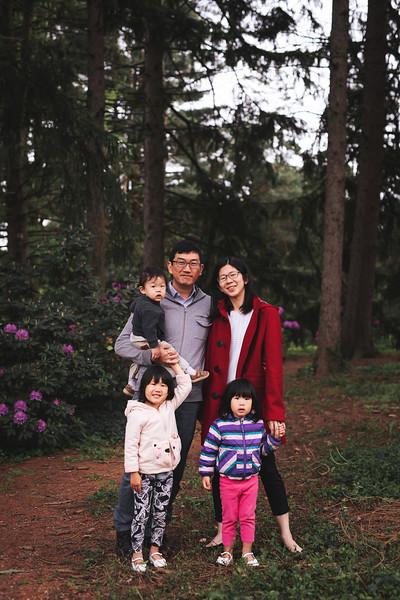 Tseng Chiu Family