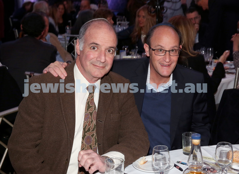Chabad Noth Shore's Friends Of Chabad Gala Dinner at Curzon Hall. Pic Noel Kessel.