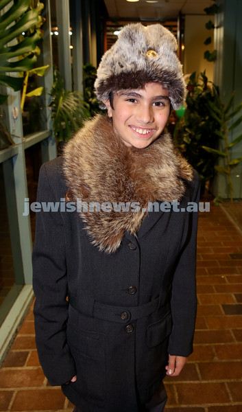 Chabad North Shore Purim in the Jungle Party. Levi Kastel. Pic Noel Kessel.