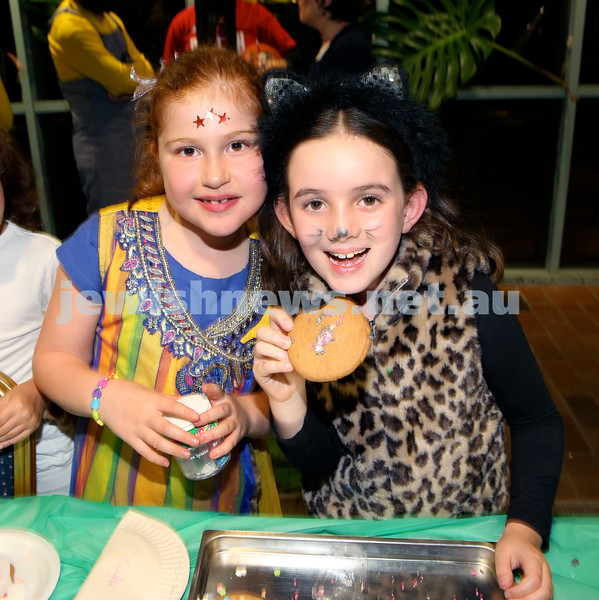 Chabad North Shore Purim in the Jungle Party. Pic Noel Kessel.
