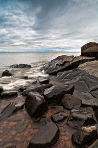 Lake Superior Storm Surrenders