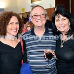 North Shore Synagogue's Classics at Dusk concert. Hilary -Anne Wolfsohn, Hymie & Melanie Rubin.