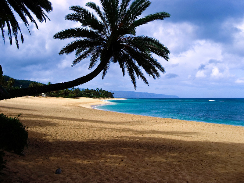 Sunset Beach <br /> <br /> North Shore of Oahu, Hawaii