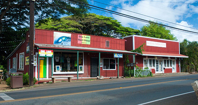 One Love Surf Shop Haleiwa Town 2010