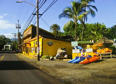 Surf N Sea Surf Shop Haleiwa 2007