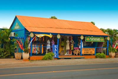 Matahari Clothing Shop Hale'iwa 2010