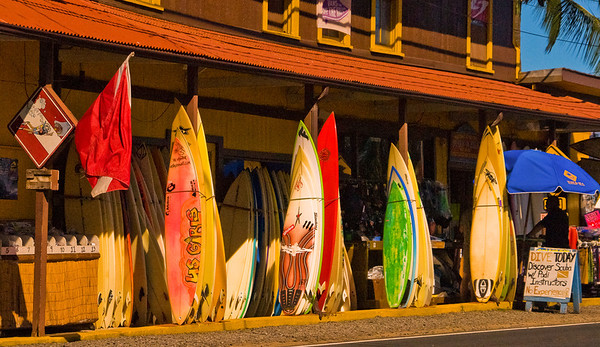 Surf n Sea Surf Shop Haleiwa 2008