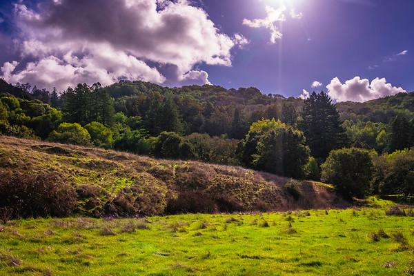 North Sonoma Mountain