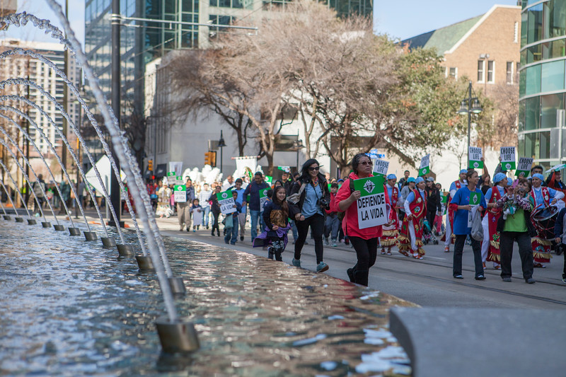 North Texas March for Life 2018