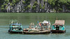 Fishing boats in Ha Long Bay, Vietnam - Copy - Copy