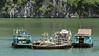 Fishing boats in Ha Long Bay, Vietnam - Copy - Copy