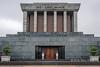 President Ho-Chi Minh Mausoleum, Hanoi, North Vietnam
