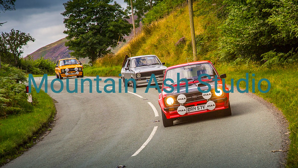 North Wales Classic Ford Tour 2017