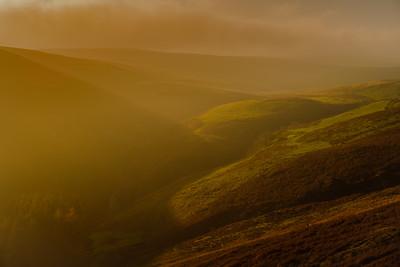 Llangynog, Berwyn Miuntains, Wales