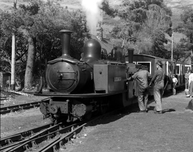 My father took this earlier shot of Merddin Emris at Tan y Bwlch in April 1962
