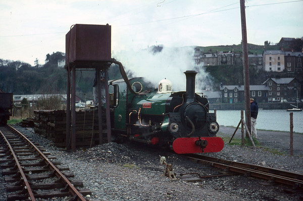 Richard's North Wales Narrow Gauge 1967